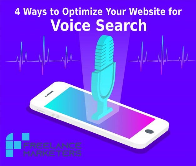 4 Ways to Optimize Your Website for Voice Search