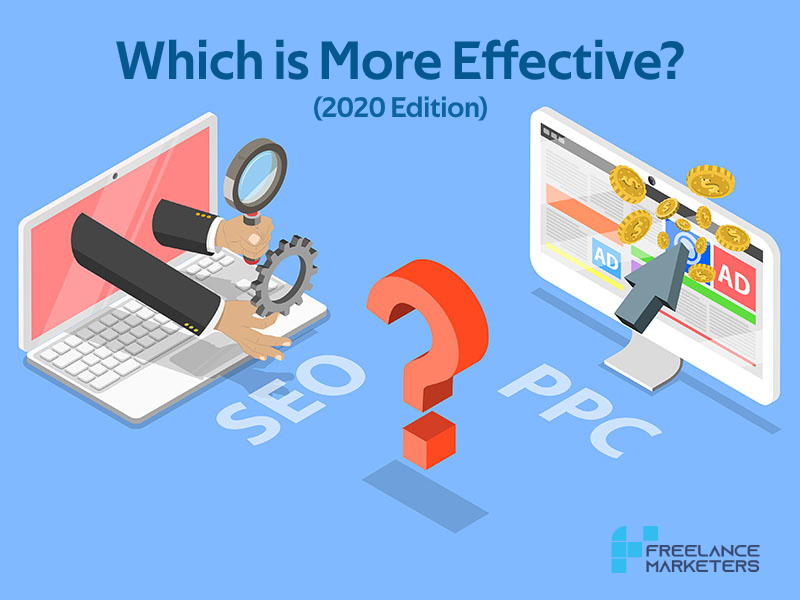 PPC vs Organic SEO: Which is More Effective? (2020 Edition)